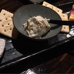 Torikaji - チーズ盛り合わせ