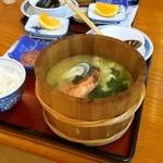 ニュー畠兼 - 石焼定食