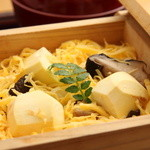 お料理 京柳 - 料理写真:秋の蒸籠蒸し
