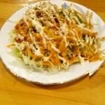 ニュー・ボイシャキ・レストラン - サラダ
