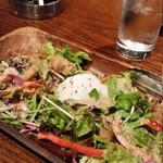 居酒屋 とりっぷ - 胡麻サラダ
