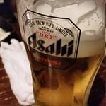 居酒屋 とりっぷ - ビール