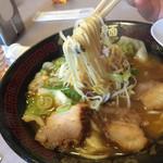仏跳麺 - みそ仏跳麺