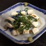 鉄板焼10ten - クルームチーズ奴(H27.7)