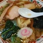 40814224 - ワンタン麺