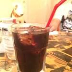 ルーズカフェ - ランチアイスコーヒー