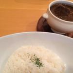 欧風カレー食堂 jizi ジジ - ビーフカレー(1000円)