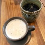 ku-ya - アイスコーヒー*カフェオレ