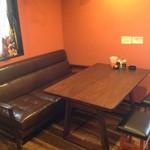 スマイルカフェ - 個室