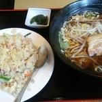 台湾料理 香林坊 - ラーメンセット