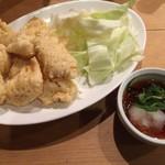 千番 - 白肉天ぷら