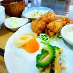 タビタビ - 日替わりランチ(チキン南蛮)