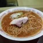 麺や 七彩 - 朝の味噌
