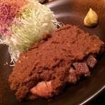 とんかつかっぽう かつぜん - 生姜焼き