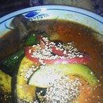 スープカリー カスタネッタ - チキン野菜カレー