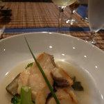 トラットリア ウーノ - 本日入荷魚のレモンソース