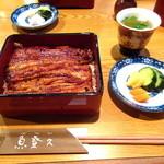 40820318 - 「浜名湖産 天然うな重」(2015.Aug)