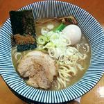 ○寅 麺屋 山本流 - 【最強味玉ラーメン】¥850
