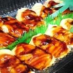 40822192 - 穴子にぎり寿司♪
