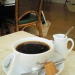 たまごキッチン Maman - セットのコーヒー
