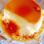 Oveja  cafe - 昭和のプリン アップ
