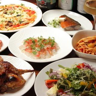 富士山麓食材と化学調味料なしの素材を生かす料理
