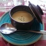 ポム・ド・テール - コーンスープ