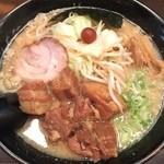 麺屋 きわみ - 角煮ラーメン