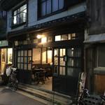 うてな喫茶店 - 入口