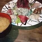 朝日堂 - 特上海鮮丼  1,800円
