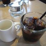 ブランチキッチン - アイスコーヒー