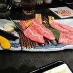 Matsunagabokujou - おまかせ焼肉セット 2900円