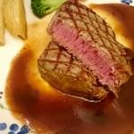 上野精養軒 - 単品追加フィレステーキ