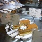 Bougnat Bougnat - ☆キャラメルチーズケーキ(#^.^#)☆