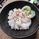 u-ma kagurazaka - 十穀米