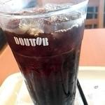ドトールコーヒーショップ - エチオピア イルガチェフG1コチョレ  ¥430  おかわり