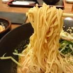 40830699 - 冷やし担々麺:麺リフト