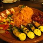 バル・イスパニヤ - 前菜盛り合わせ