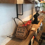 40833632 - 「豆と暮らしの販売所」の店内