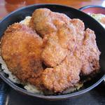 レストラン サンサワ - ヒレカツ丼