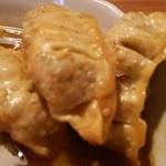 スープカレー マルナ - 揚げ餃子です。