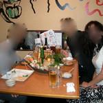 磯一 東三国店 - 楽しく飲食したり、、、思い出のいっぱいある今は無き大好きだったお店。