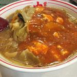 蒙古タンメン中本 -