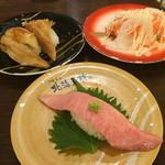 40837101 - トロ・穴子・サーモン