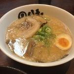 のりお 難波中店 - 醤油豚骨らー麺(720円)