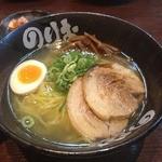40837171 - 瀬戸内塩らー麺(720円)