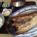 むらかみ食堂  - 料理写真:ホッケ定食