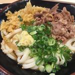 さぬき麺業 - 肉ぶっかけ 大 590円