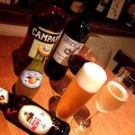 トラットリア リオコルノ - ワインの他、アサヒ熟撰生ビールやイタリアビールもございます♪