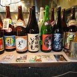 鳥のよこた - 定番~プレミアまで焼酎・泡盛・日本酒なんかも豊富に取り揃えております!